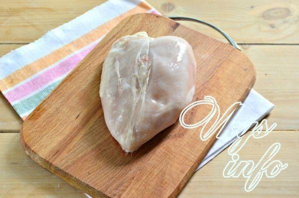 Куриная грудка рецепт приготовления