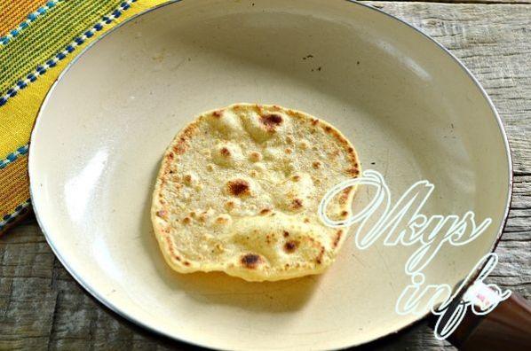 Рецепт лепешки на молоке без дрожжей рецепт с пошагово в