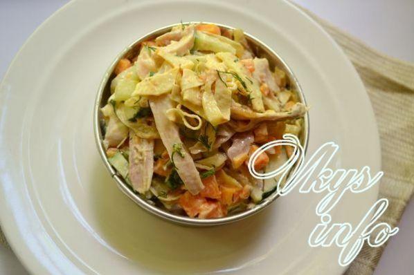 salat s blinami i kuricei 13