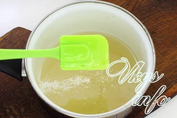 Сделать зефир в домашних условиях на агаре