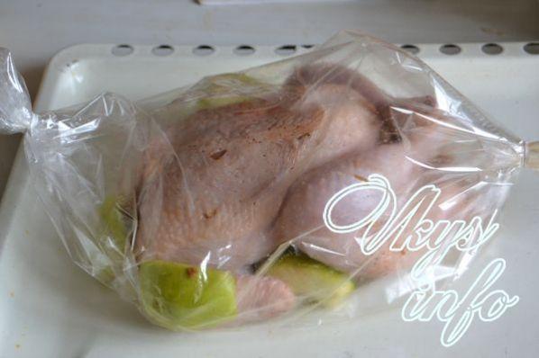 Маринование курицы для запекания в духовке целиком
