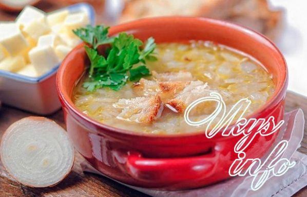 lukovyi sup po-francuzski 101