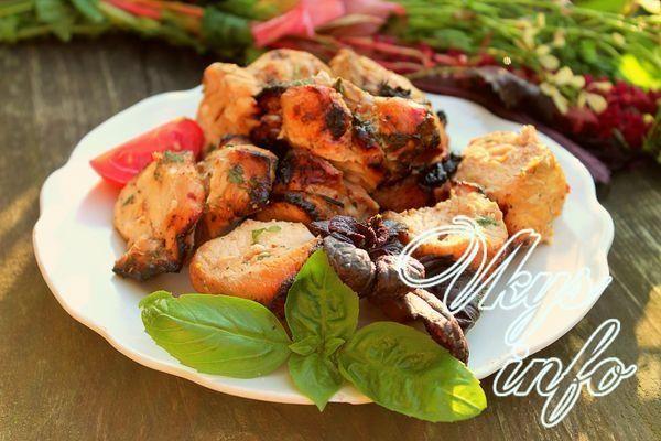 куриное филе в пиве рецепты шашлыка
