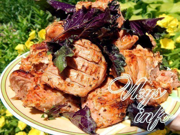 Как мариновать свинину для шашлыка в луке — 1