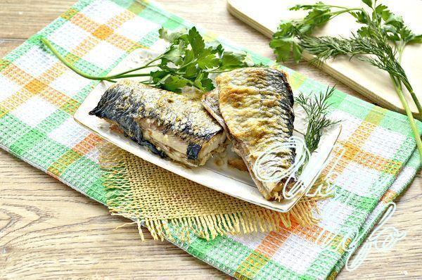 Селедочка в духовке очень вкусная рецепт с фото пошагово