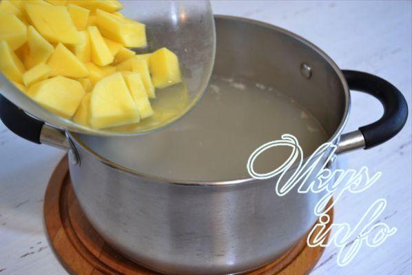 Суп из консервированной фасоли с курицей - рецепт пошаговый с фото